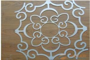 雕刻铝花格