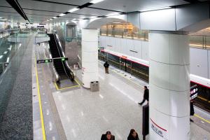 地铁吊顶铝单板