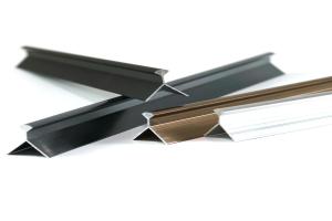 插入式卡扣阴角线铝材