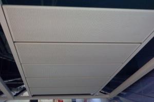 地铁搭扣吊顶铝单板