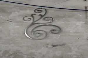 铝板雕花零件