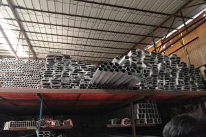 各种型材管日常库存