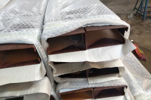 厚板木纹U型铝方通