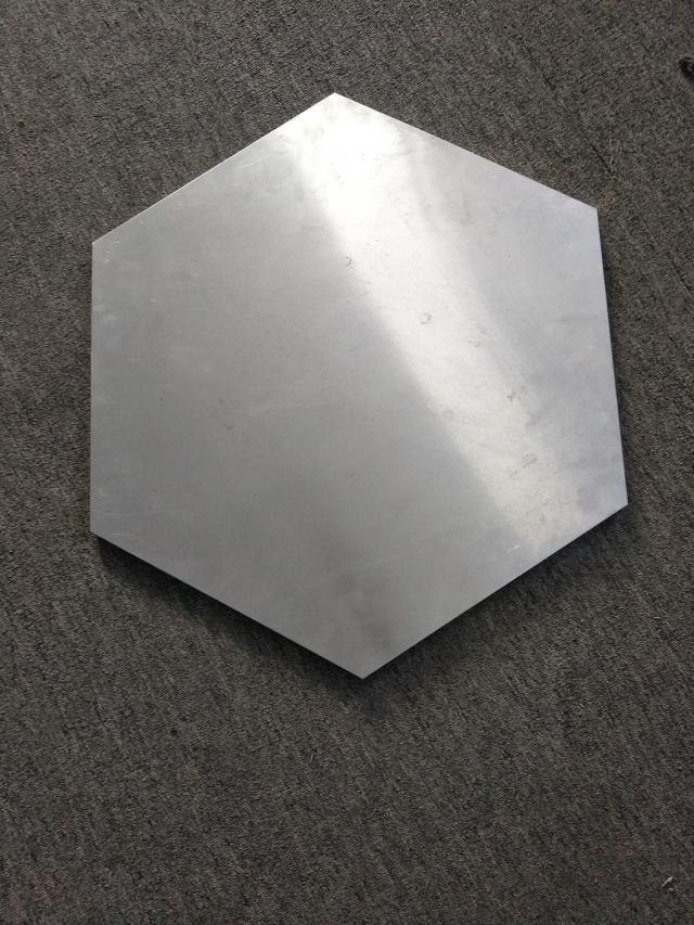 六角形铝扣板