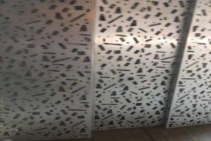 乱纹雕花铝单板