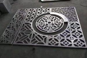 各式铝单板镂空图案