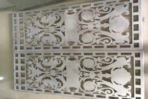镂空花型铝单板