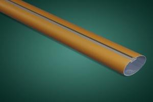 凹槽铝合金圆管天花