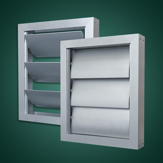电动外墙遮阳铝百叶