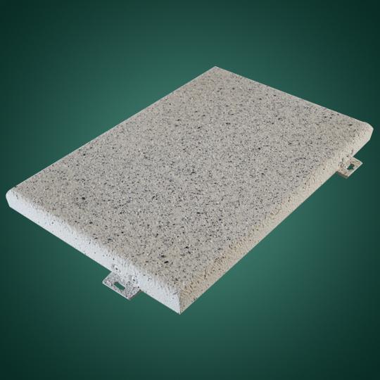 真石漆石纹铝单板