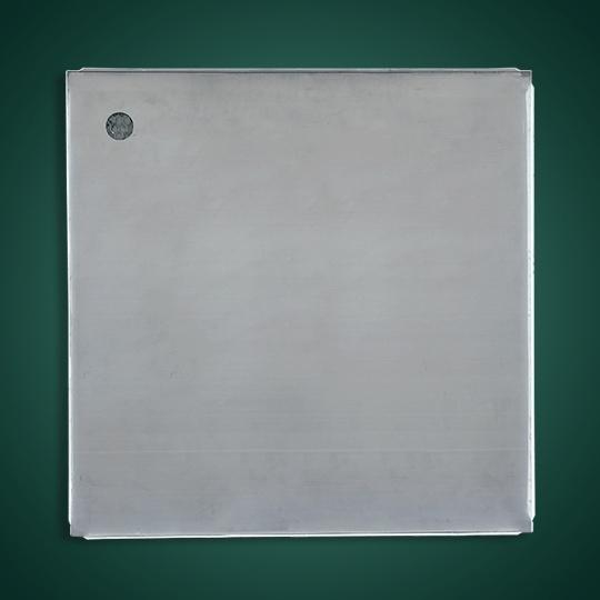 复合锥心三维瓦楞铝板