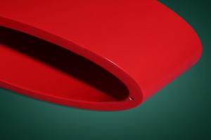 环形双曲铝单板