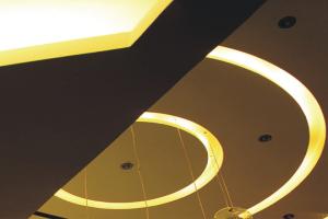 圆形吊顶铝单板