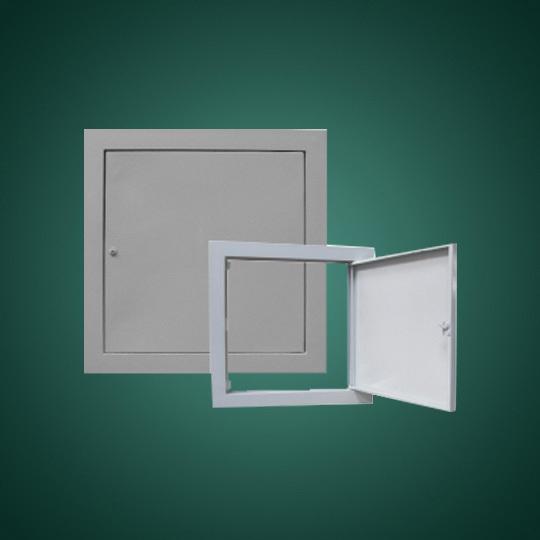 门铰式检修口