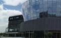 小鹏汽车4S店外墙铝单板和铝格栅