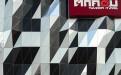 凹凸面安装三角形铝单板