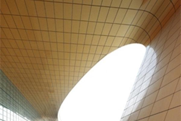 吊顶铝蜂窝板
