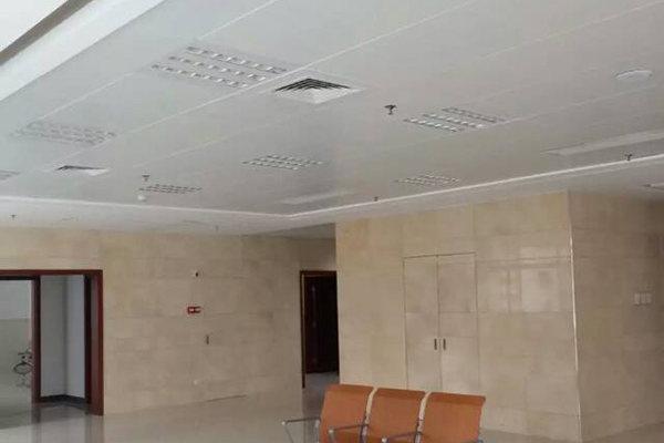 候诊室吊顶铝扣板