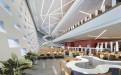 图书馆吊顶铝拉网板