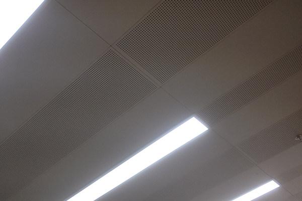 沖孔吸音鋁單板吊頂