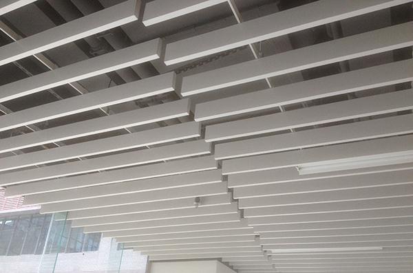 吊顶型材铝方通