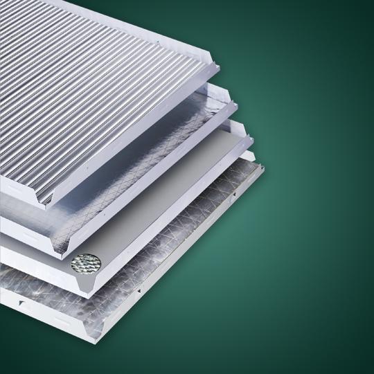 4个种类复合铝板