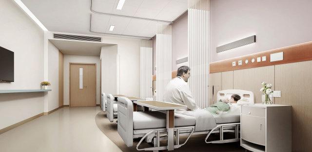 病房吊顶铝扣板
