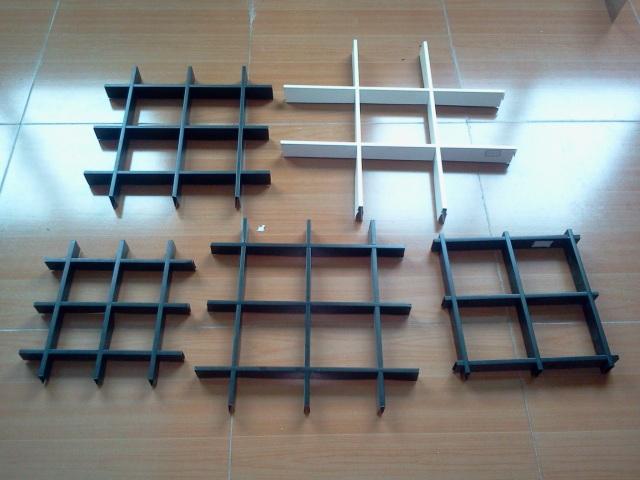 铝格栅吊顶,三角形铝格栅,格栅天花-产品分类